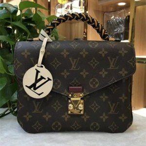 NWT Louis Vuitton  Satchel bags M44668&&